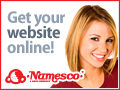 Get your website online today with award winning web hosting